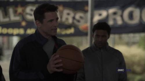 """I'm holding the five-million-dollar basketball!"""