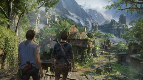 Uncharted: A Thief's End